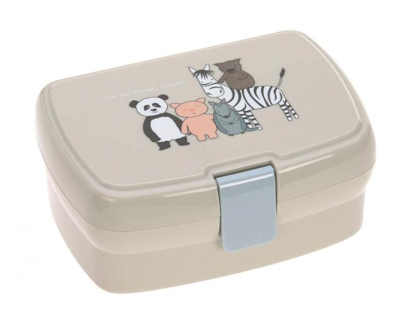 Lässig KIDS Lunchbox krabička na svačinu - bout Friends