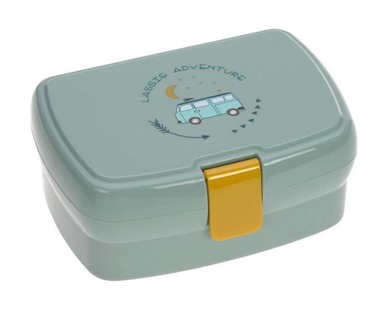 Lässig KIDS Lunchbox krabička na svačinu - dventure Bus