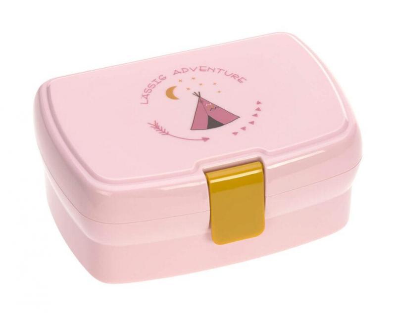 Lässig KIDS Lunchbox krabička na svačinu - dventure Tipi