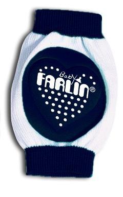 Farlin chrániče na kolena - modré