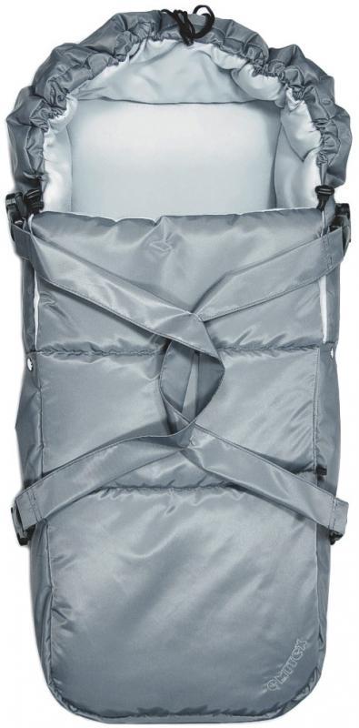 Emitex Vložná taška pro kojence - šedá