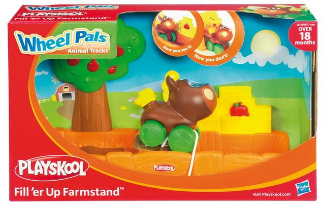 Playskool Hrací set se zvířátkem - Koník hnědý
