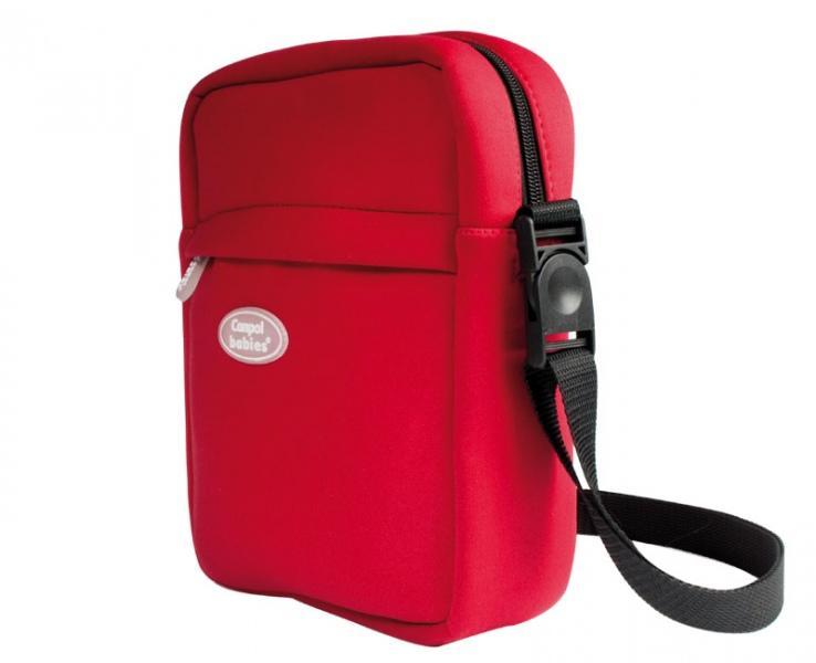 Canpol babies termoizolační taška - červená