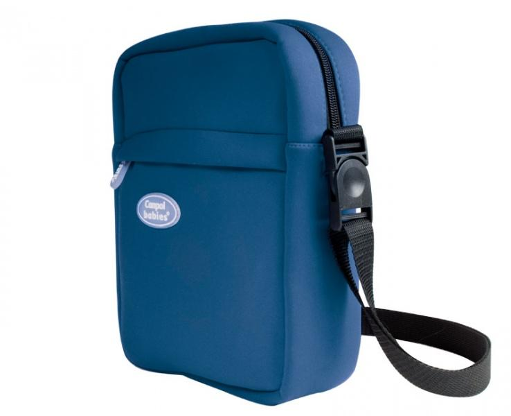 Canpol babies termoizolační taška - modrá
