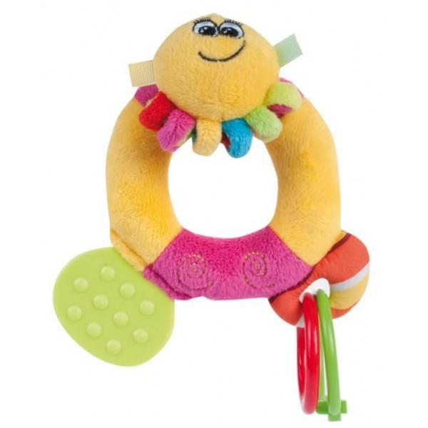 Canpol babies plyšové chrastítko s kousátkem oceán - chobotnice