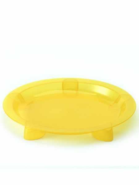 Steadyco steady talíř mělký - žlutý