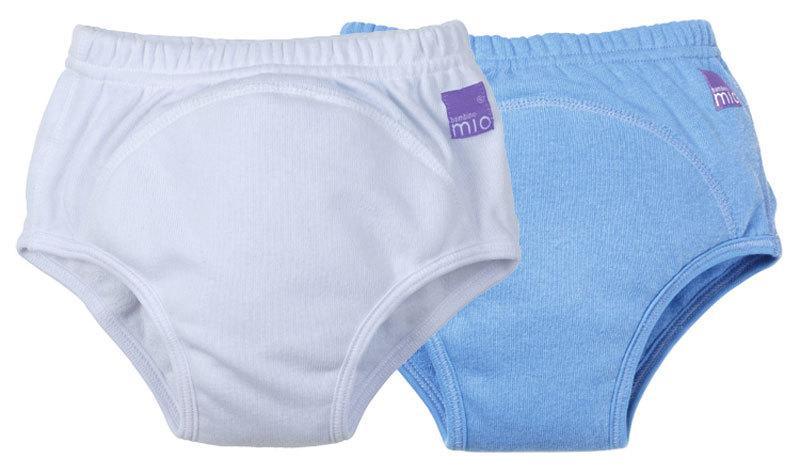 Bambinomio plenkové učící (tréninkové) kalhotky 2 pack - 11-13 kg BOY