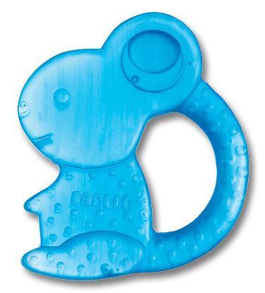 Farlin kousátko chladivé myška 0m+ - modrá