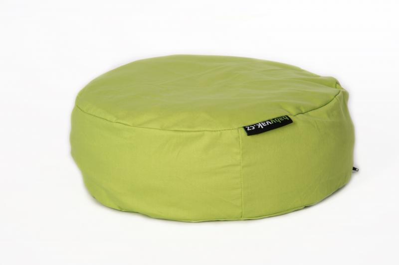 Babyvak Polštář meditační velký - zelený