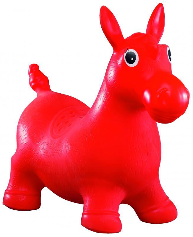 John Hopsadlo ponny - červená