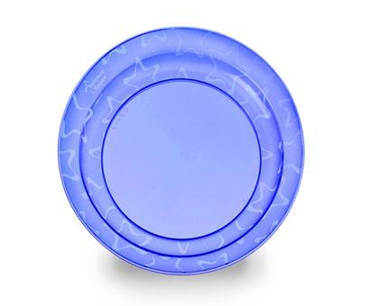 Tommee Tippee Talířky 3 ks, 12m+ Basic - modrá