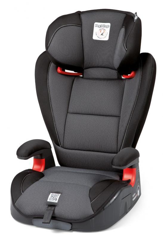 Autosedačka Peg Pérego Viaggio 2-3 Surefix 2020 - Black