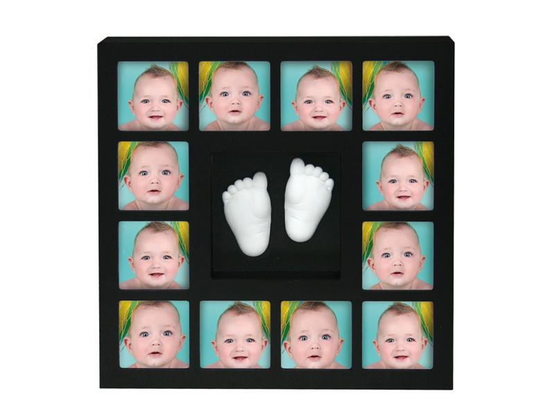 KidzzCast My First 12 months wall of fame - Black
