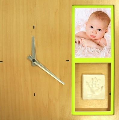 Kidzzcast My First Clock - Naturel