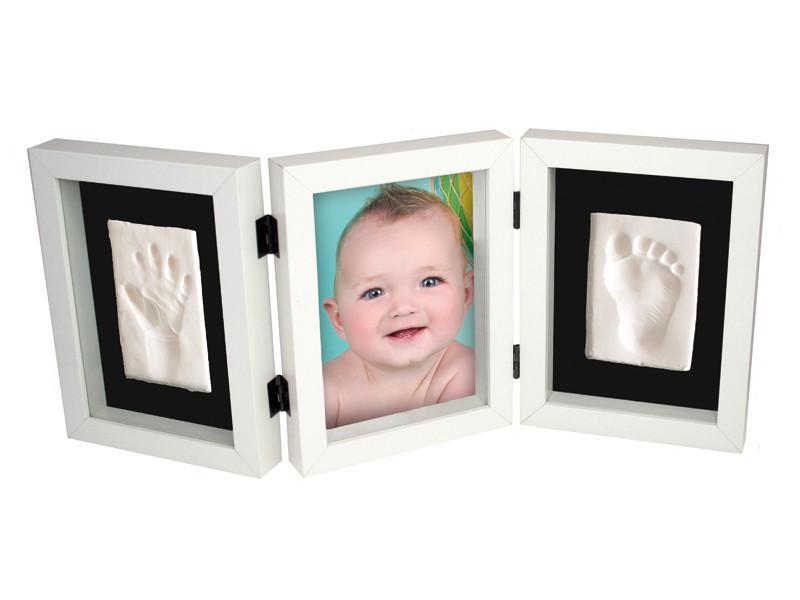 Kidzzcast My First Hand & Foot Impression - White