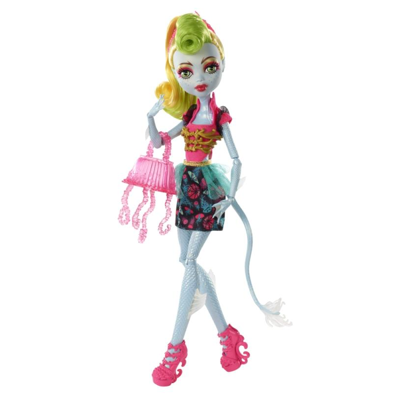 Mattel Monster High Najednou Kříženci - Lagoonafire