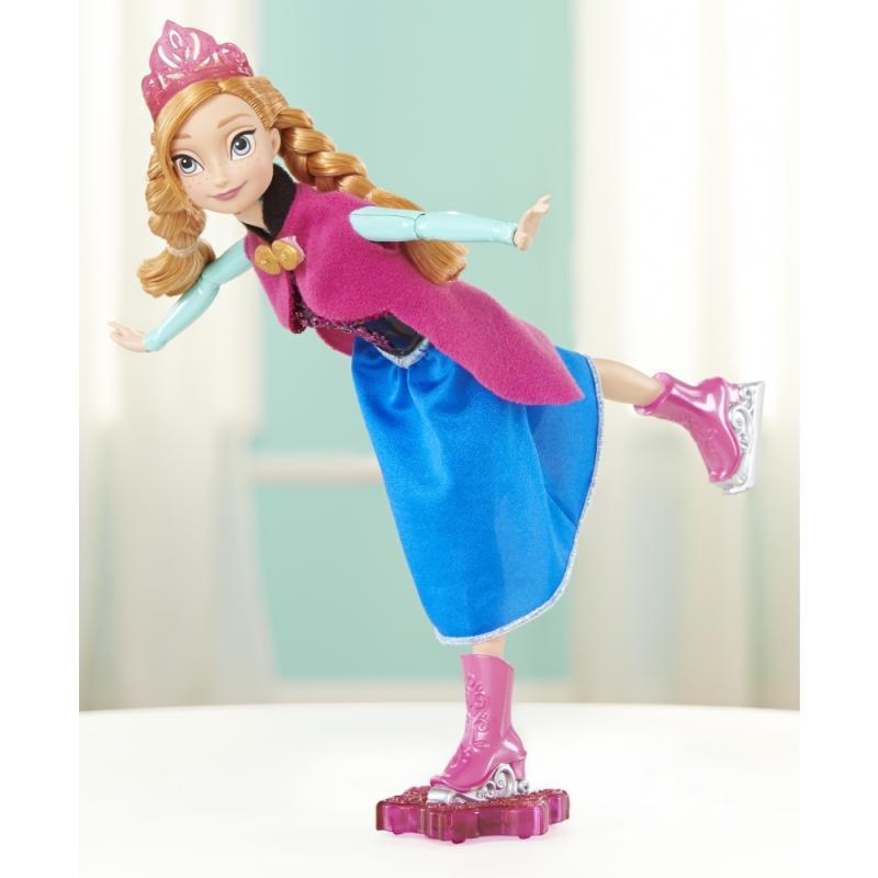 Mattel Disney Princess Bruslařka - princezna Anna
