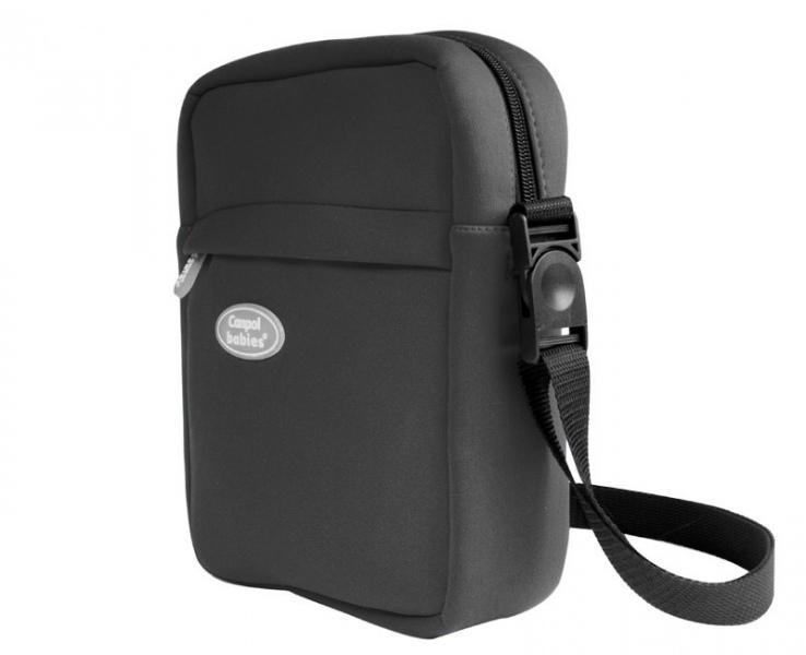 Canpol babies termoizolační taška - šedá