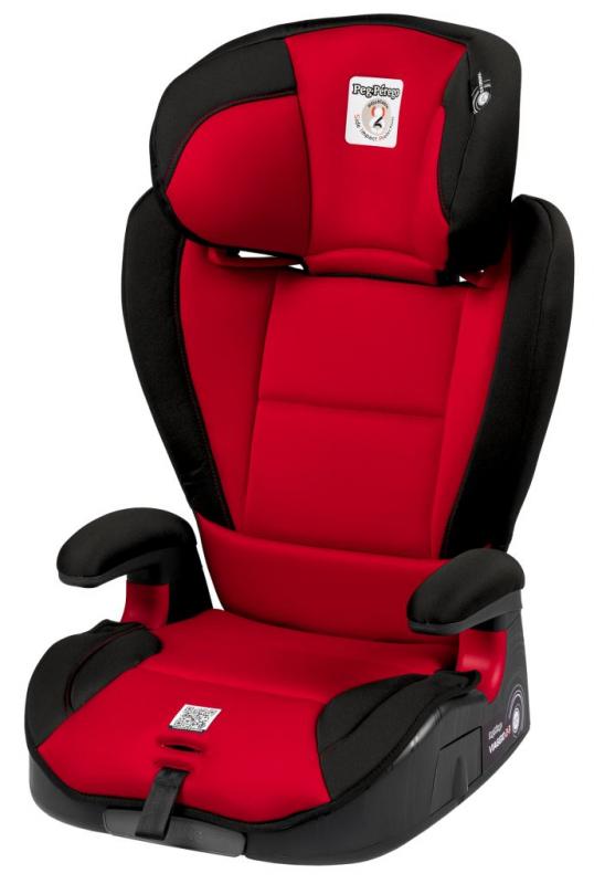 Autosedačka Peg Pérego Viaggio 2-3 Surefix 2020 - Rouge