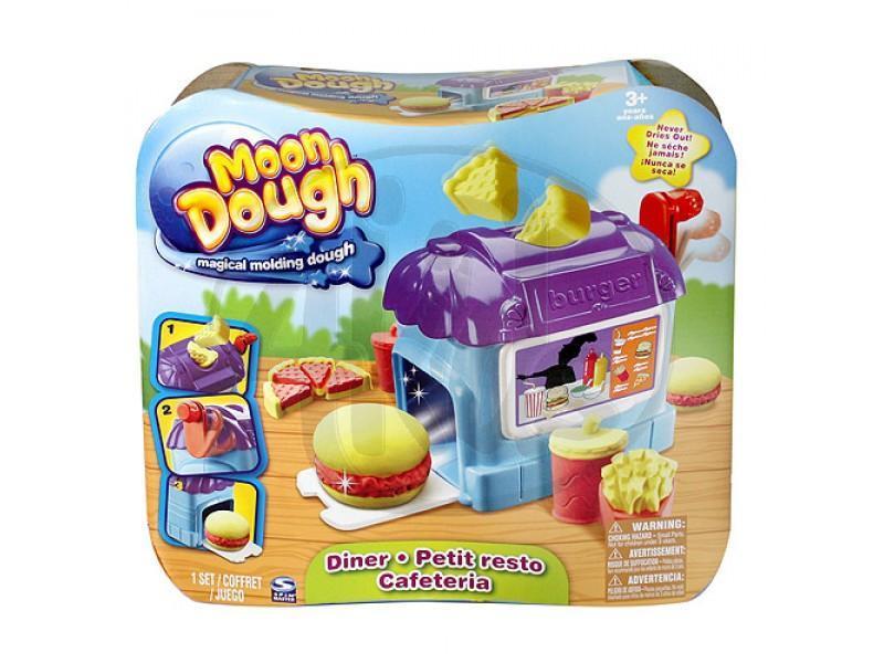 EP Line Moon Dough Sada standard - 4 druhy - Fast food