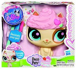 Hasbro Littlest Pet Shop Dekorativní zvířátko - kočka
