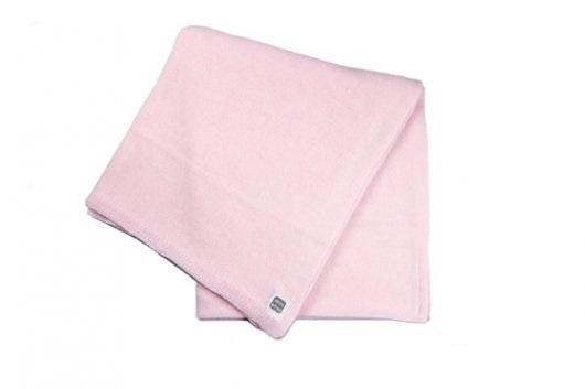 Minutus deka pletená bavlněná - růžová