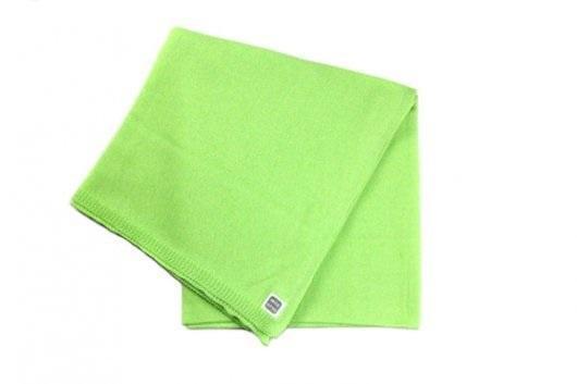 Minutus deka pletená bavlněná - pistáciová