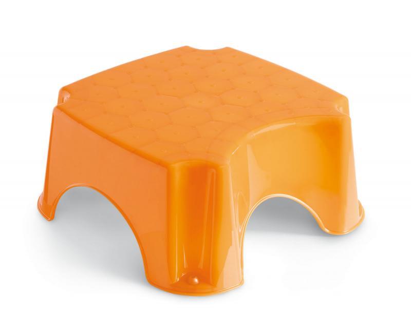 CAM Step stupínek k umyvadlu/WC - col.23 žlutá
