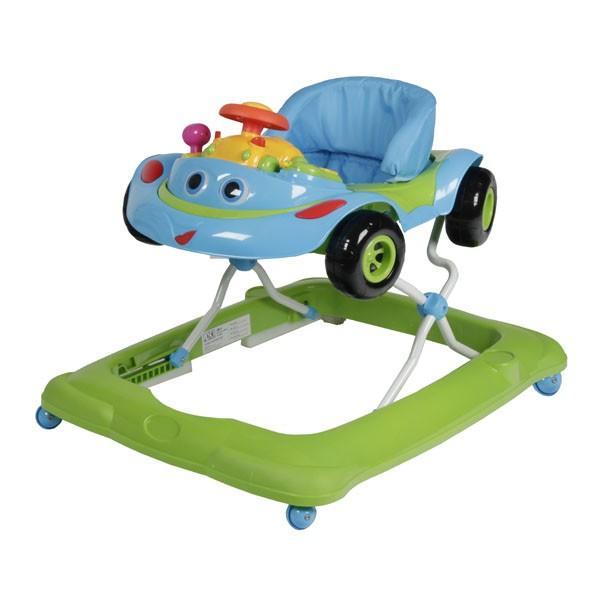 Chodítko Zopa Cars - green