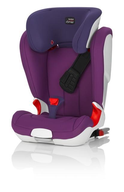 Autosedačka Römer Kidfix II XP 2016 - Mineral Purple