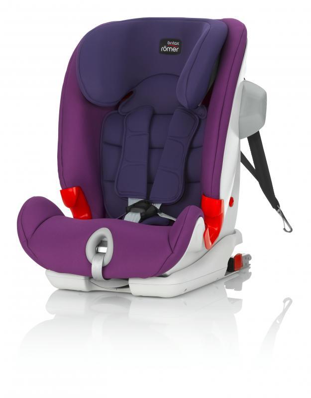Autosedačka Römer Advansafix II SICT 2016 - Mineral Purple