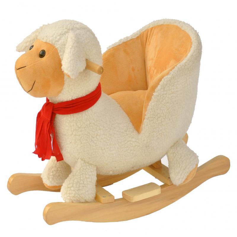 BabyGo houpací zvířátko - Ovečka
