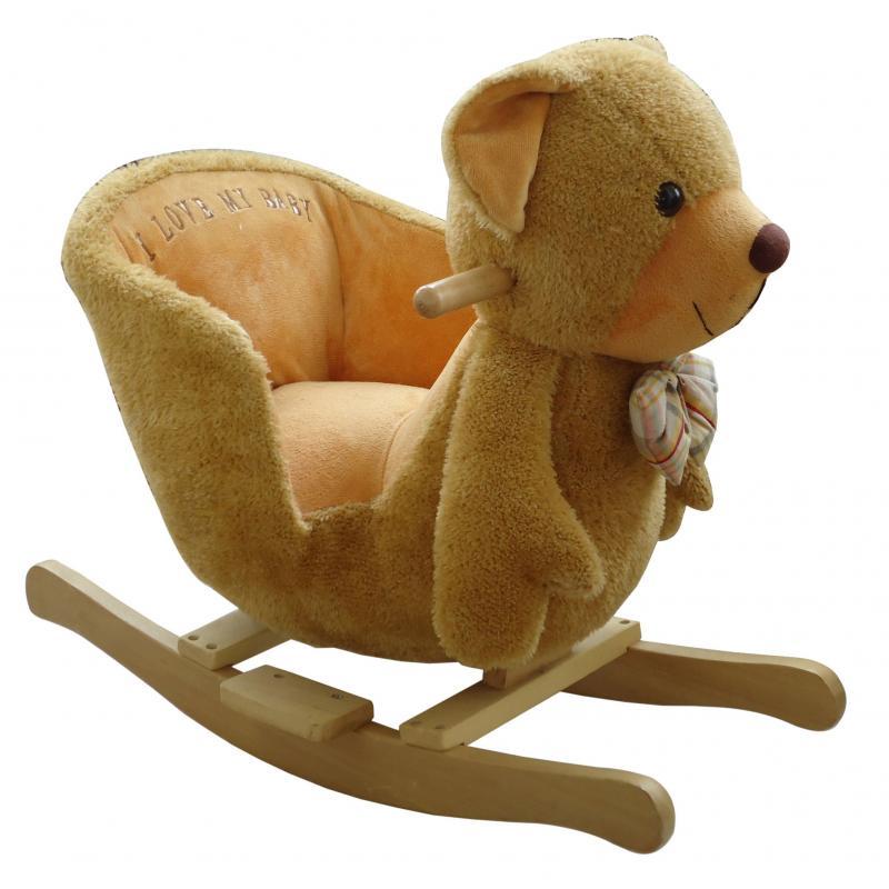 BabyGo houpací zvířátko - Medvídek