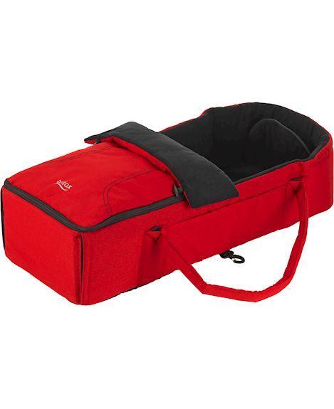 Britax měkká hluboká korba - přenosná taška 2016 - Flame Red