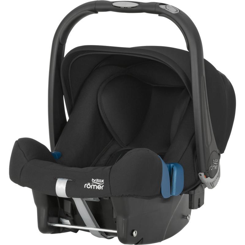 Autosedačka Römer Baby-Safe plus SHR II 2017 - Cosmos Black
