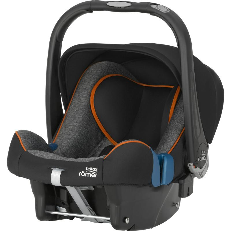 Autosedačka Römer Baby-Safe plus SHR II 2017 - Black Marble