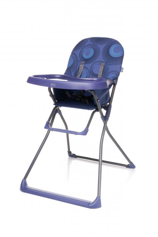 Jídelní židlička 4Baby Flower 2017 - purple