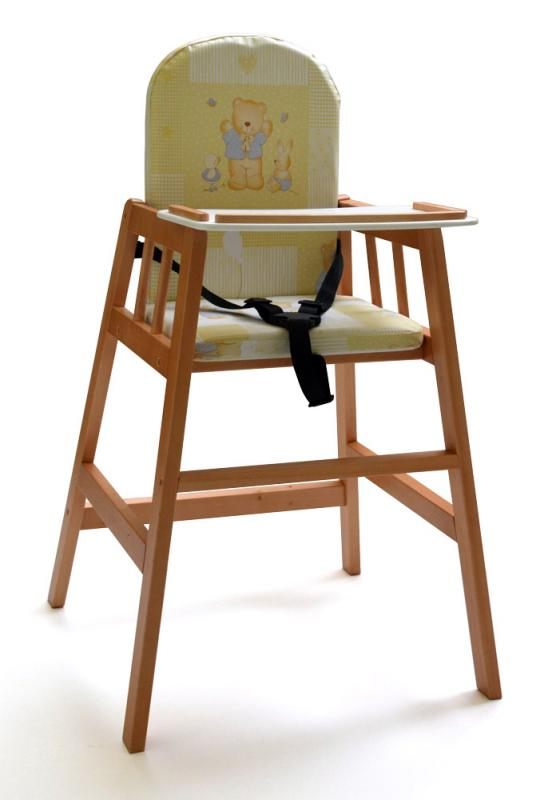Jídelní židlička Faktum Abigel - tea