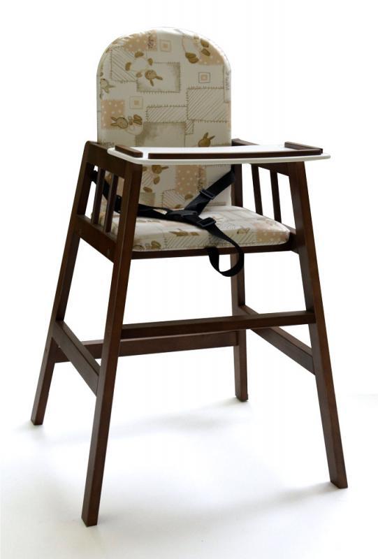 Jídelní židlička Faktum Abigel - wenge