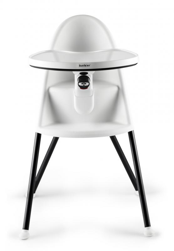 Jídelní židlička BabyBjörn High Chair - White