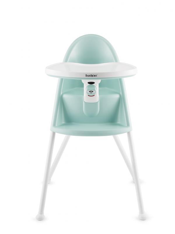 Jídelní židlička BabyBjörn High Chair - Light Green