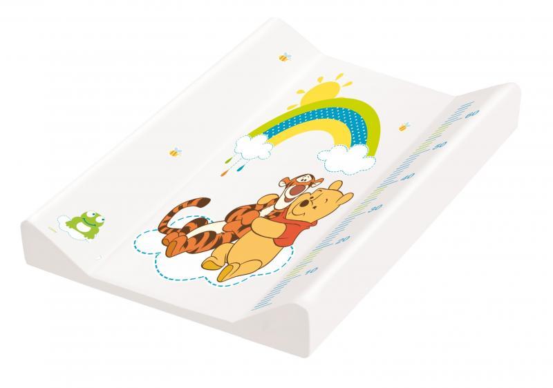 Prima Baby Přebalovací podložka s pevnou deskou Winnie Pooh - bílá