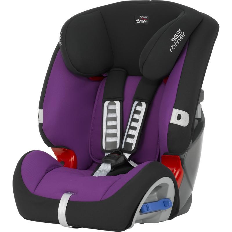 Autosedačka Britax Multi-Tech II 2017 - Mineral Purple