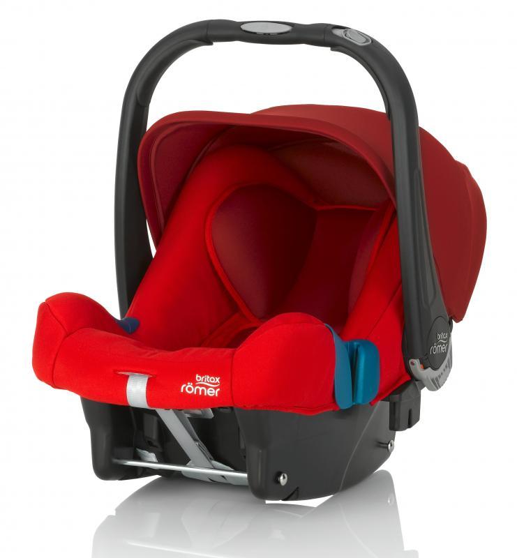 Autosedačka Römer Baby-Safe plus SHR II 2017 - Flame Red