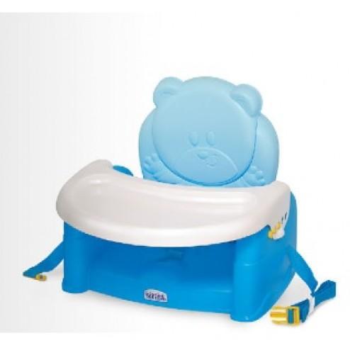 Weina židlička ke stolu Teddy Bear - modrá