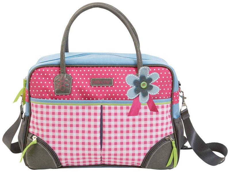 Bébé-Jou luxusní přebalovací taška - ABC