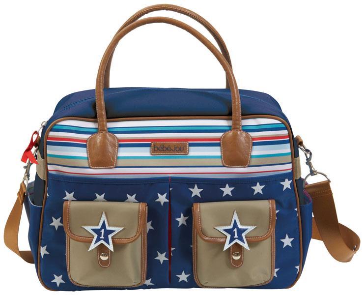 Bébé-Jou luxusní přebalovací taška - 1-2-3