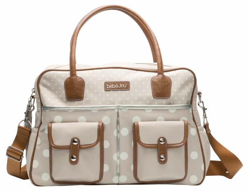 Bébé-Jou luxusní přebalovací taška - Natural