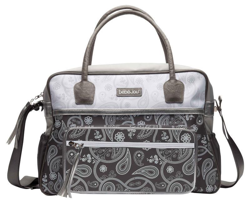 Bébé-Jou luxusní přebalovací taška - Paisley print