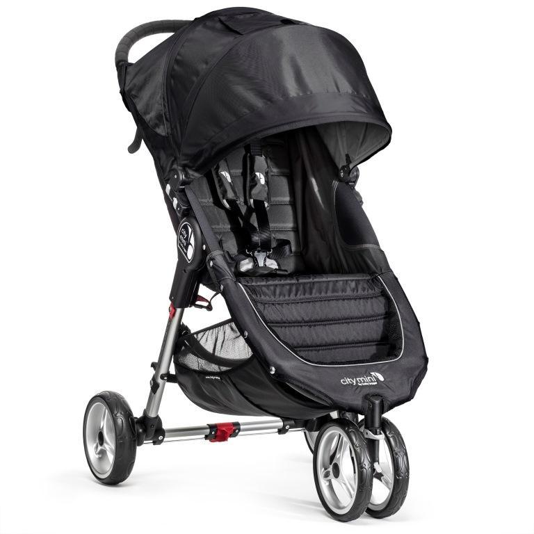 Kočárek Baby Jogger City Mini 2017 - Black